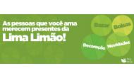 ACIS - LIMA LIMÃO PRESENTES