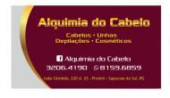 ACIS - ALQUIMIA CABELOS
