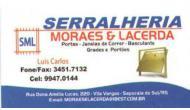 ACIS - SERRALHERIA MORAES E LACERDA