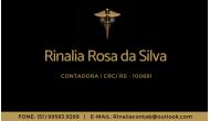 ACIS - RINALIA ROSA DA SILVA