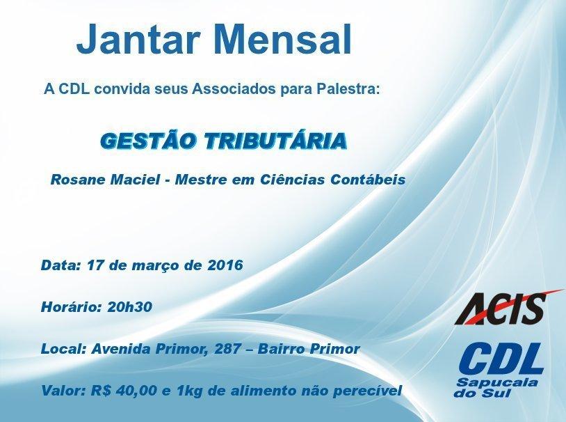 Convite Associados